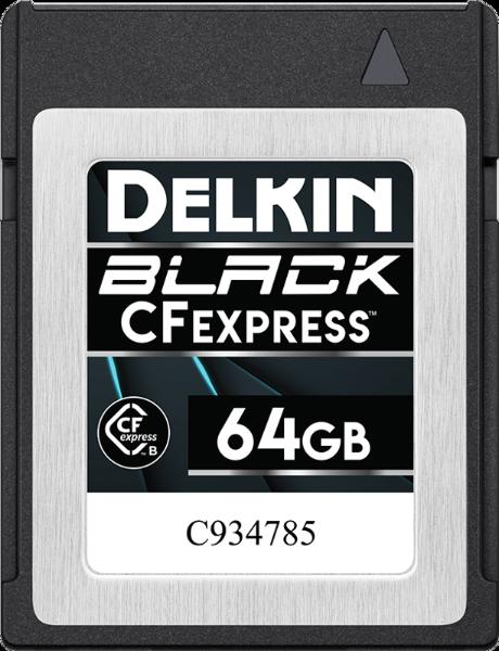 Bilde av DELKIN CFexpress BLACK R1685/W1680 64GB