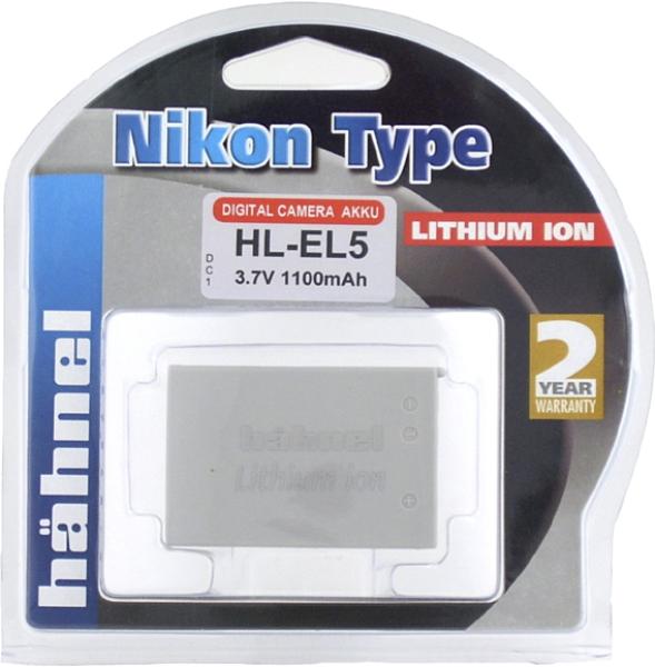 Bilde av Batteri Nikon HL-EL5