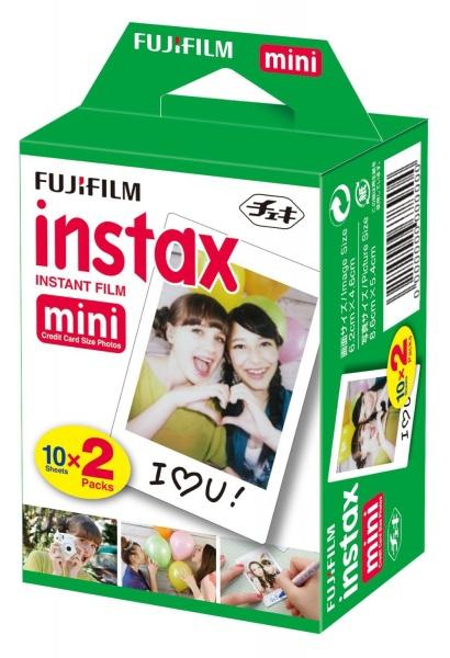 Bilde av Fujifilm instax mini film 2-pack