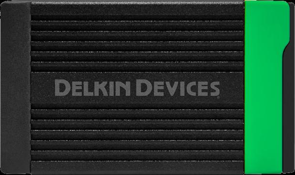 Bilde av DELKIN Cardreader CFexpress Aluminum