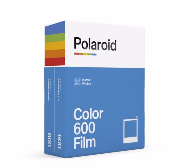 Bilde av POLAROID Fargefilm for 600 2 pk