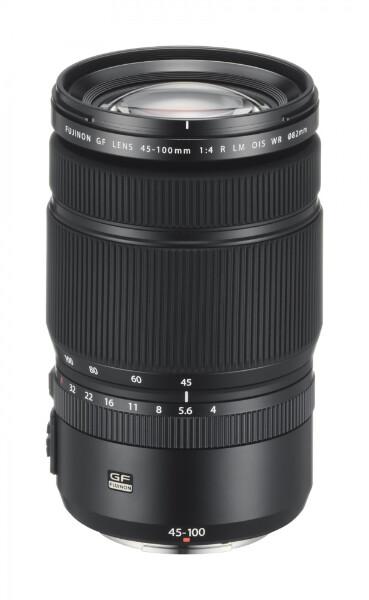 Bilde av Fujifilm Fujinon GF 45-100mmF4 R LM OIS WR