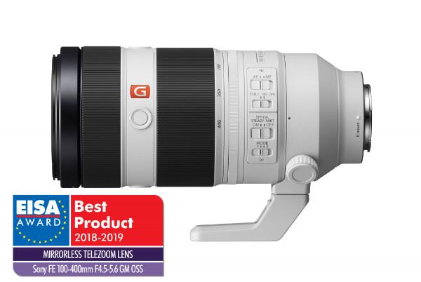 Bilde av Sony FE 100-400/4,5-5,6 GM OSS