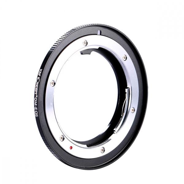 Bilde av K&F Olympus OM Lenses to Canon EF Mount Camera