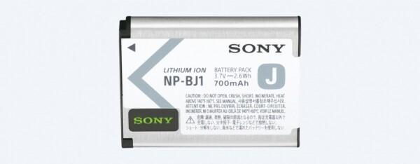 Bilde av Sony NP-BJ1 J-type Rechargeable Battery Pack for