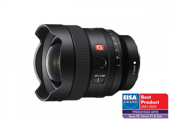 Bilde av Sony FE 14 mm F1.8 GM