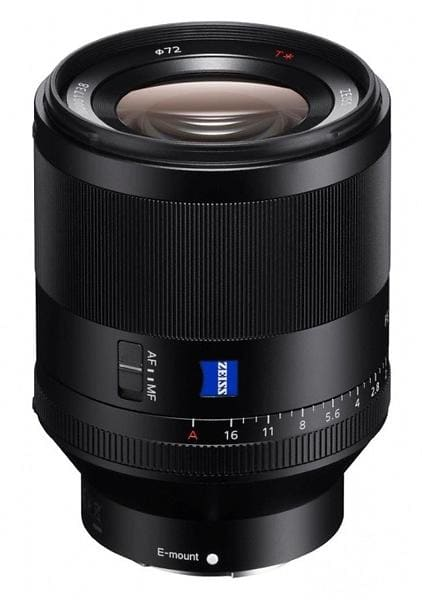 Bilde av Sony FE 50/1,4 ZA Planar T*
