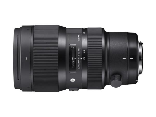 Bilde av Sigma 50-100mm f/1,8 DC HSM Art for Nikon