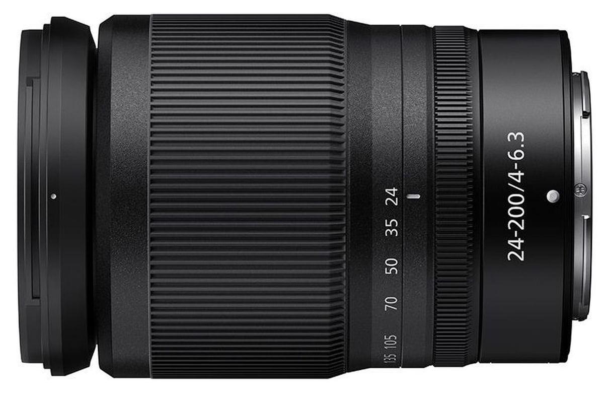 Nikon NIKKOR Z 24-200mm f/4-6.3 VR
