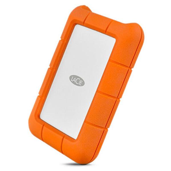 Bilde av LaCie Rugged Mini 1TB USB-C
