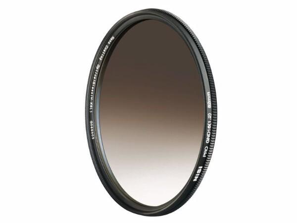 Bilde av NISI Filter GND 16 (1.2) Pro Nano 82mm