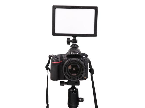 Bilde av Ledgo E116C 11.5W Bi-Color On-Camera LED Pad