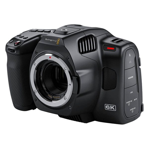 Bilde av BLACKMAGIC Pocket Cinema Camera 6K PRO