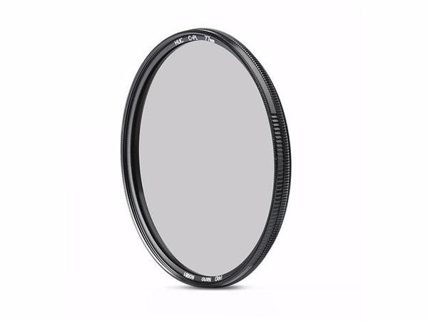 Bilde av NISI Filter Circular Polarizer Pro Nano Huc 49mm