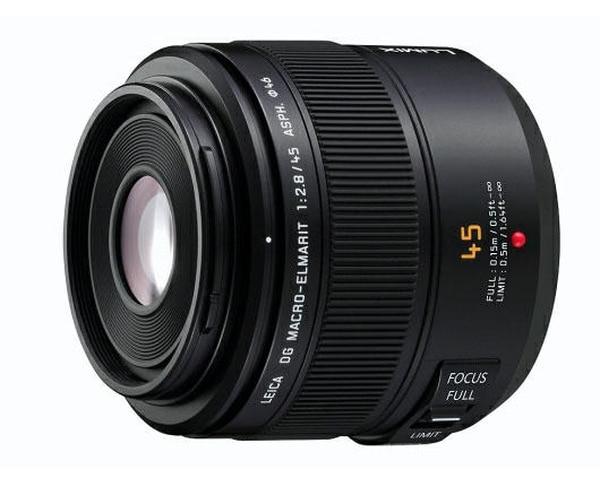 Bilde av Panasonic Leica DG 45/2,8 Macro-Elmarit OIS