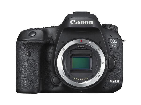 Bilde av Canon EOS 7D Mark II Kamerahus Brukt