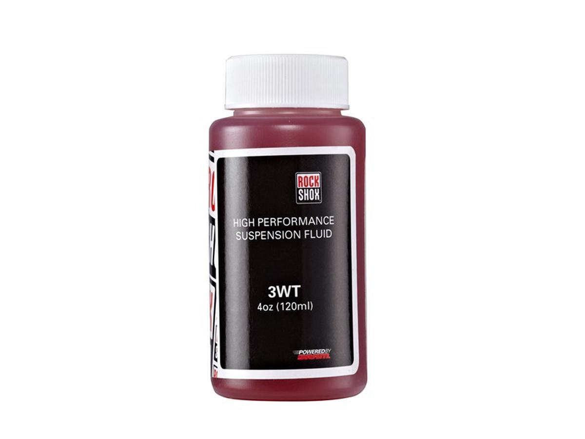 Rock Shox Suspension Oil, 3WT 120 ml