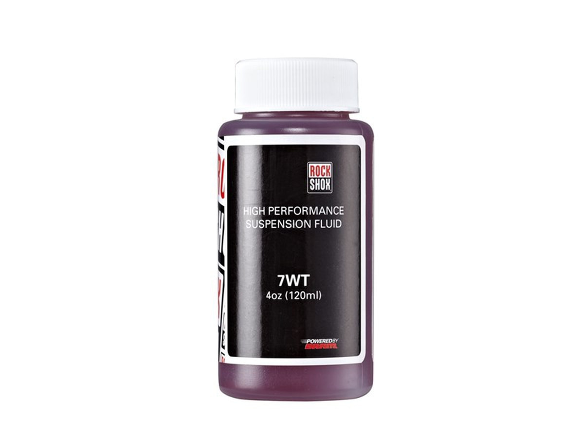 Rock Shox Pike suspension oil, 7WT 120 ml
