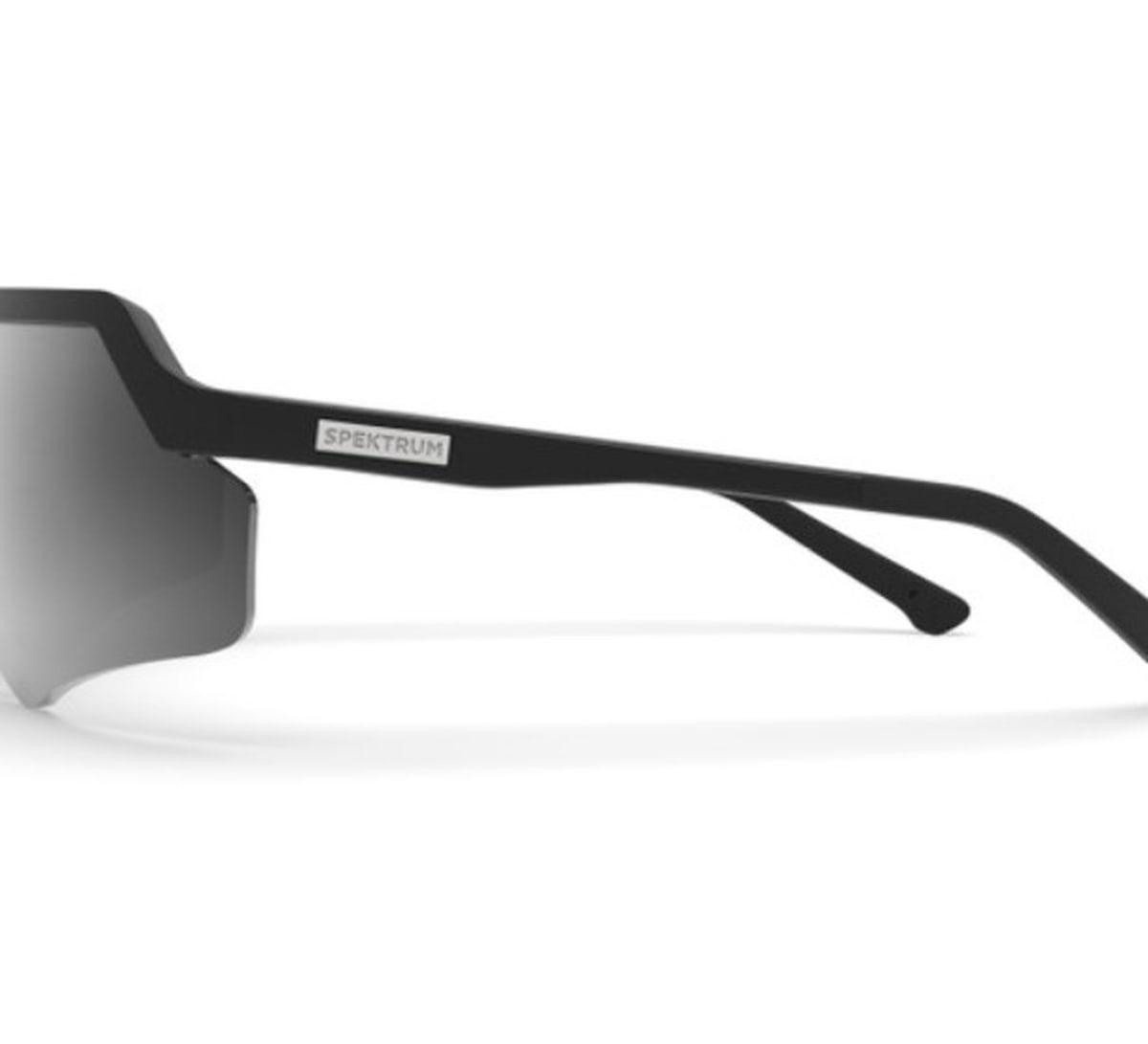 Spektrum Blankster Black - Grå Brille