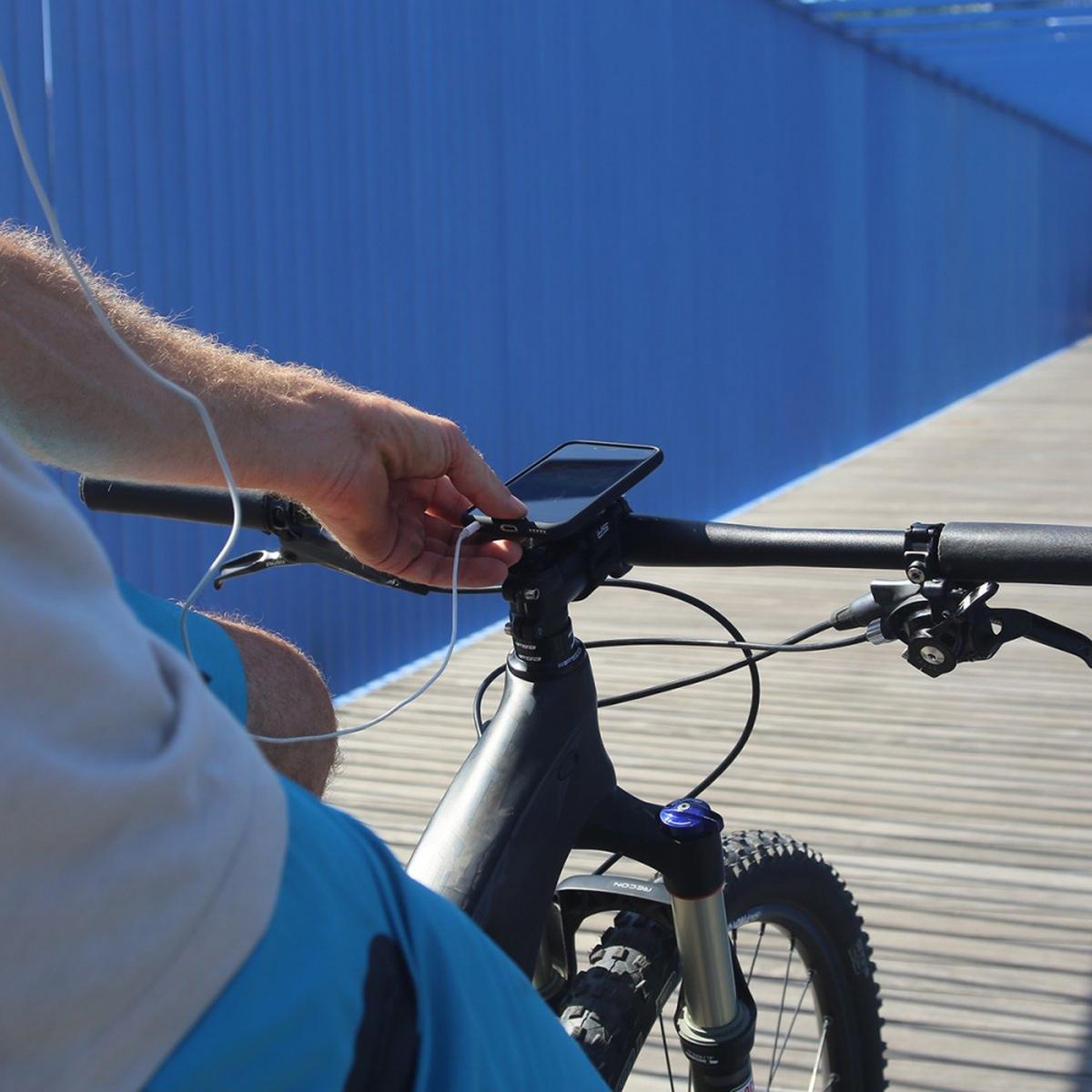 SP Connect Smarttelefon Bike Bundle II til Iphone
