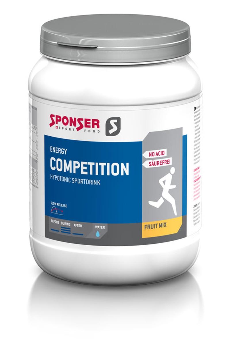 Sponser Competition Appelsin Sportsdrikk