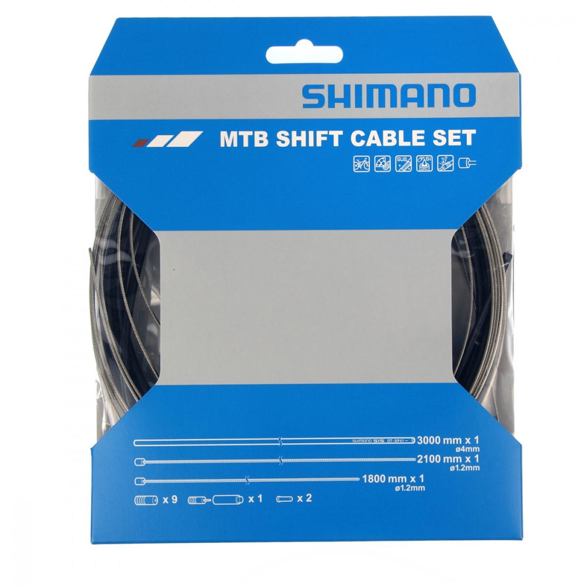 Shimano SP41 Polymer Girwiresett