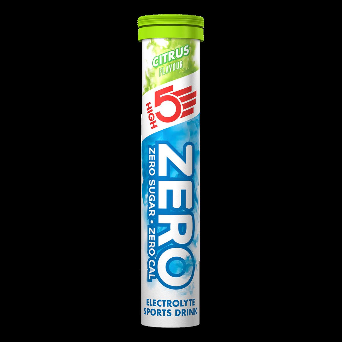 High5 Zero Sitrus, 20 Tabletter