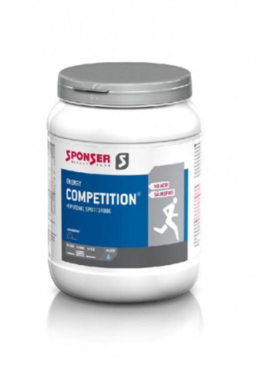 Sponser Competition Sitron Sportsdrikk