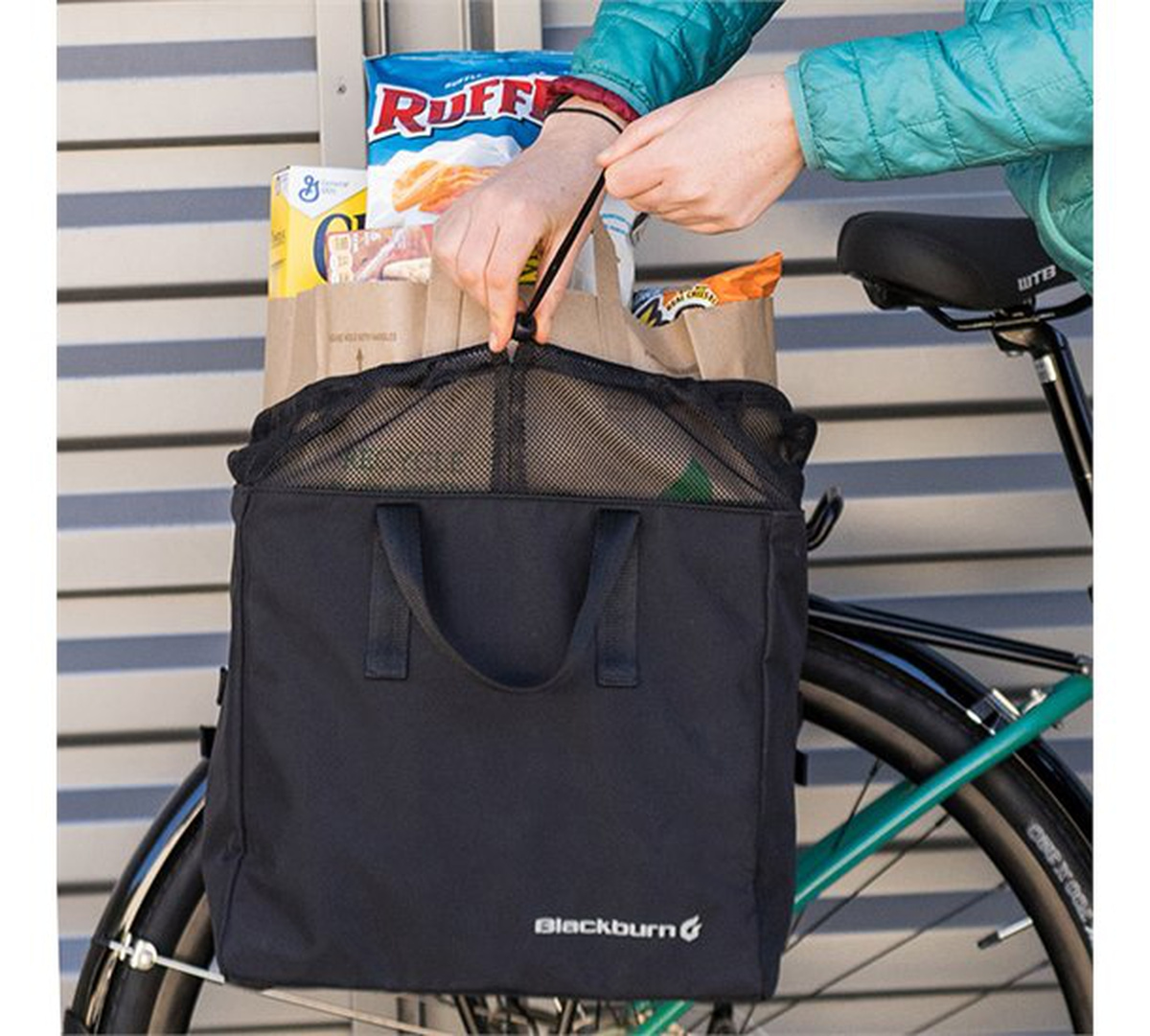 Blackburn Local Grocery Bag