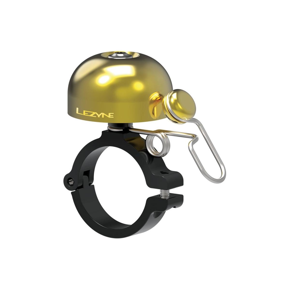 Lezyne Classic Brass Bell Ringeklokke - Hard Mount