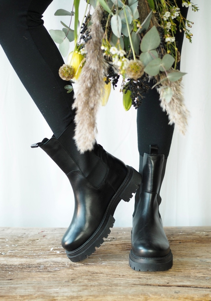 Bilde av Shoe Biz - Prima Boots - Black
