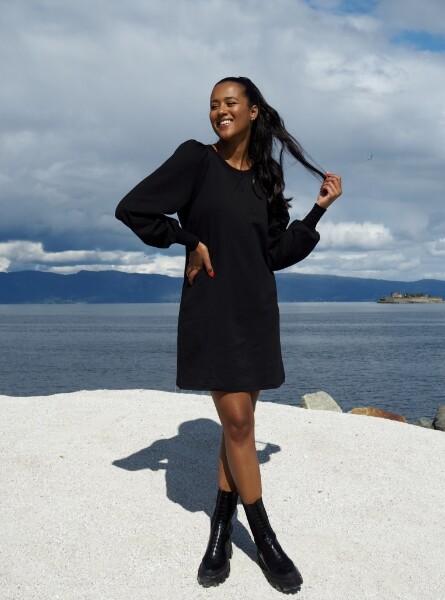 Bilde av Part Two - Gavisa Dress - Black