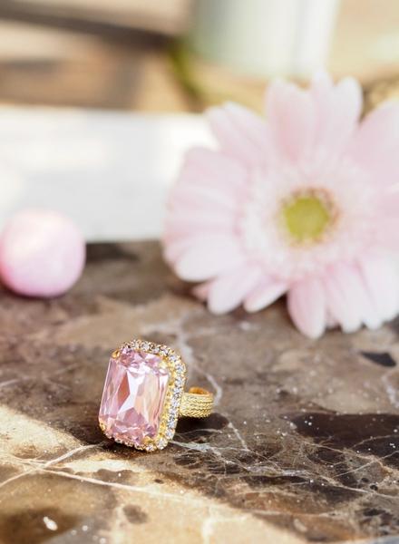 Bilde av Caprice Decadent - Diana Ring - Pink