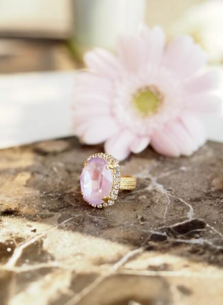 Bilde av Caprice Decadent - Kelly II Ring - Pink