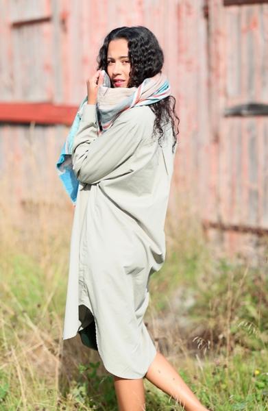 Bilde av Basic Apparel - Vilde Dried Sage Outfit