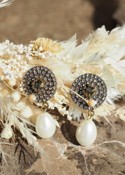 Bilde av Caprice Decadent - Babylon Pearls - Greyish