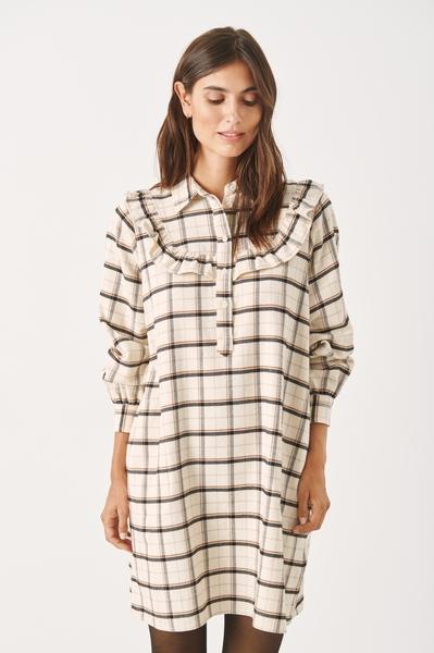 Bilde av Part Two - Lanja Dress - Whitecap Grey