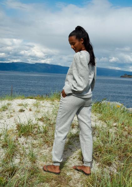 Bilde av Part Two - Kitara Pants - Grey Melange
