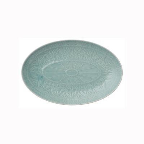 Bilde av Oval Dish Small - Chloe Mint