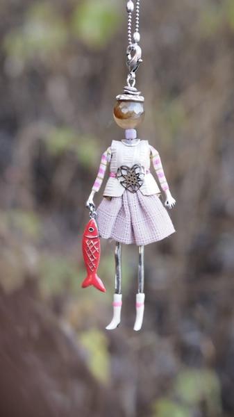 Bilde av Nectar - Ballerina  - Red Fish