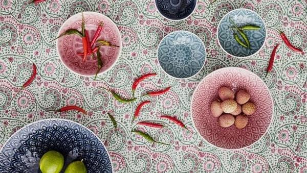 Bilde av Oval Dish Medium - Chloe Grey Dark