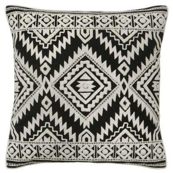 Bilde av Tribal Black Embroidered