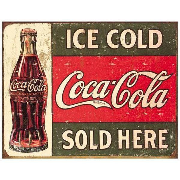 Bilde av Ice Cold Coke sold here