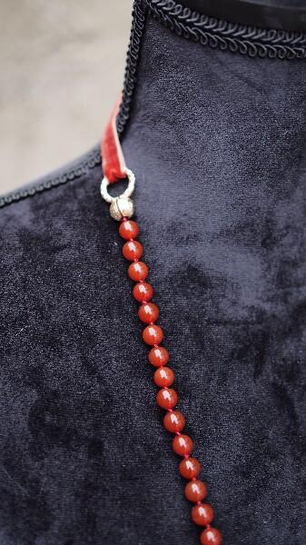 Bilde av Nectar - Upper East Side necklace - Rust