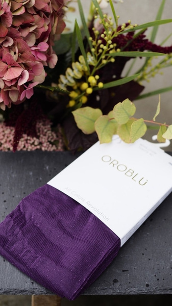 Bilde av Oroblu - Revolution Sparkle Tights - Violet