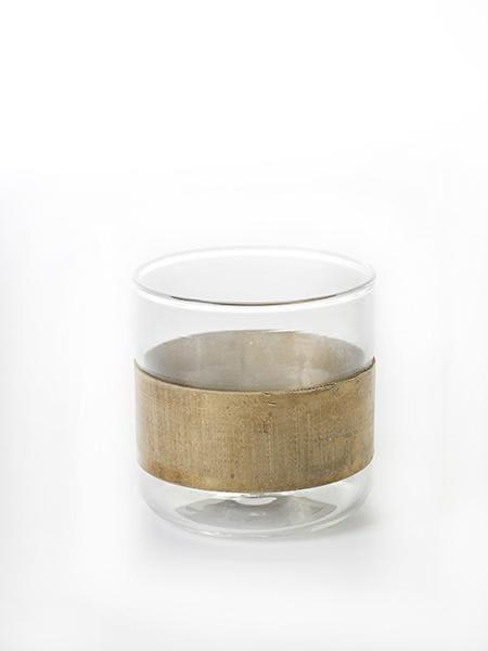 Bilde av Glass med kobber