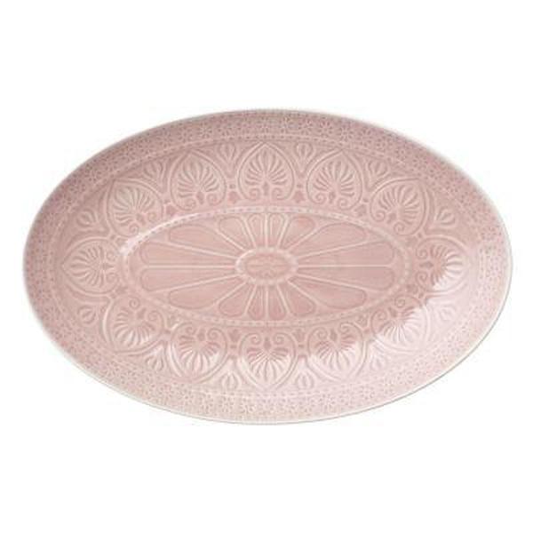 Bilde av Oval Dish Large - Chloe Rose Light