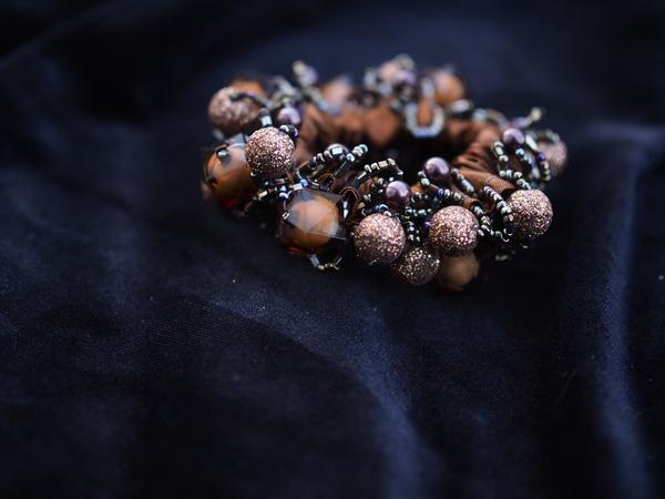 Bilde av Nectar - Hårstrikk Glitter & Pearls
