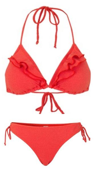 Bilde av Beck Söndergaard - Bela Bikini - Red Love