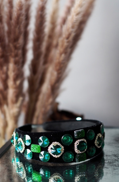 Bilde av Nectar - Maren Headband - Green